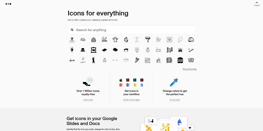 icons for everything best web development tools new