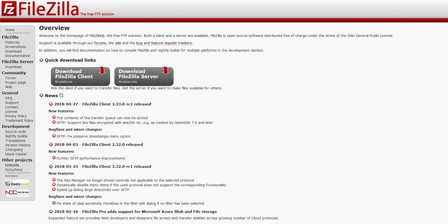 best open source web development tools