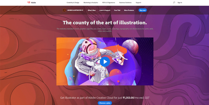 illustrator best web development tools for designers
