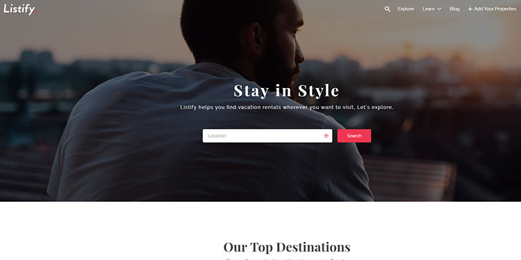 best wordpress themes for startup