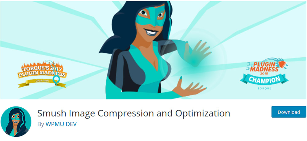 wordpress blog plugin for image optimization