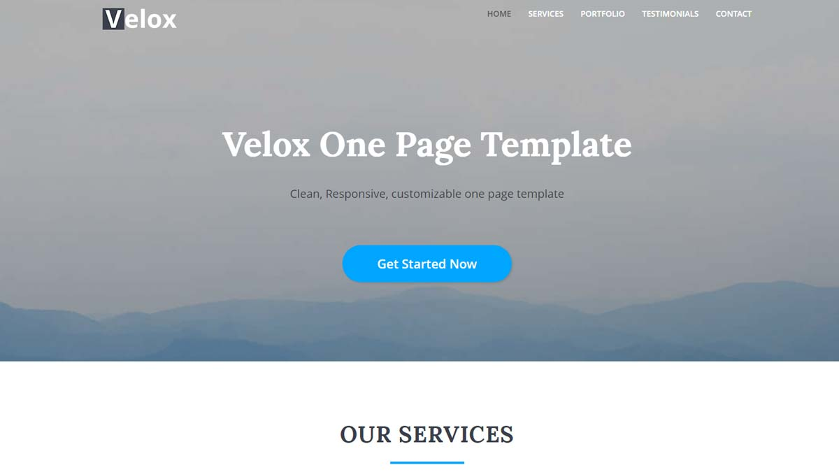 best responsive html templates