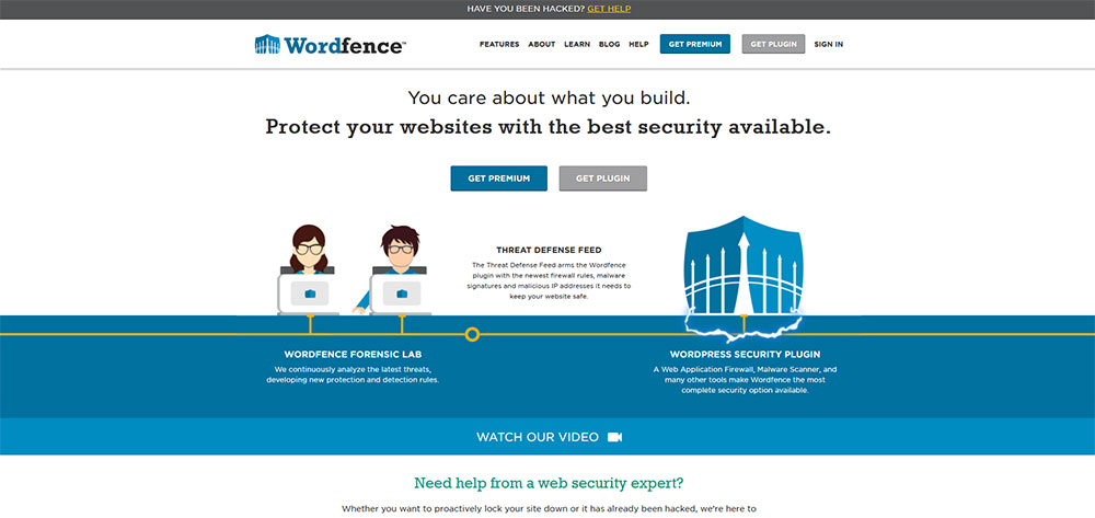 best free security wordpress plugins 2018