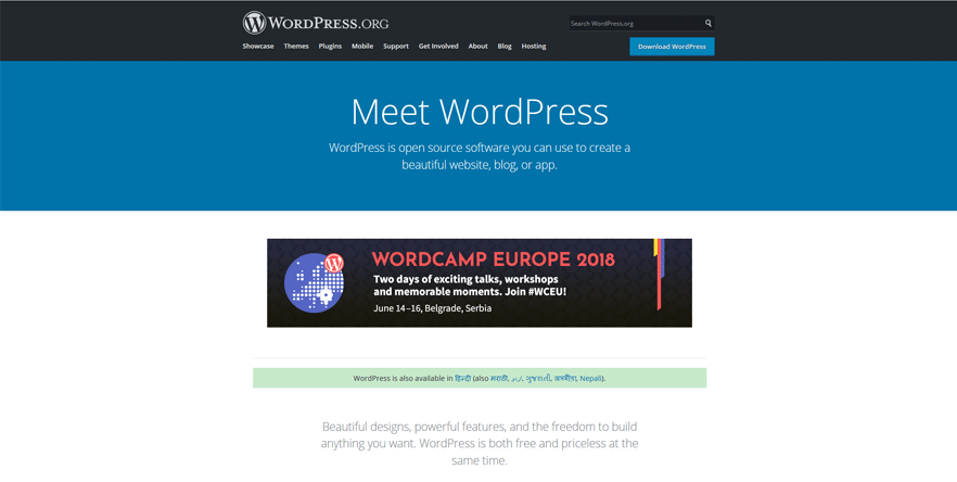 wordpress website development tools