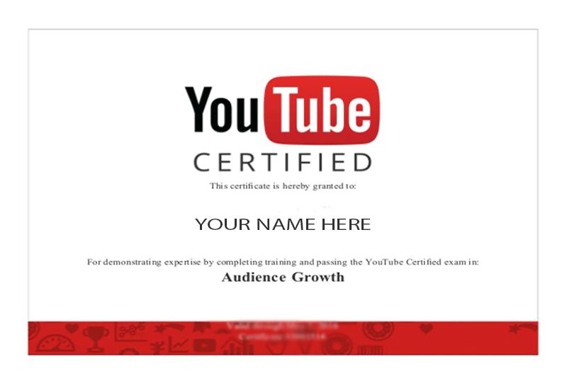 digital marketing certificates