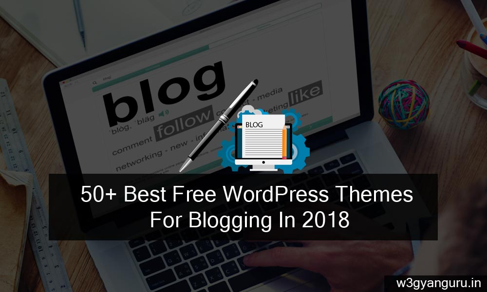 best free wordpress themes blogging
